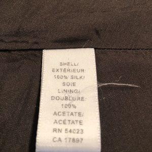 Banana Republic Skirts - Banana Republic Silk Polka Dot Skirt